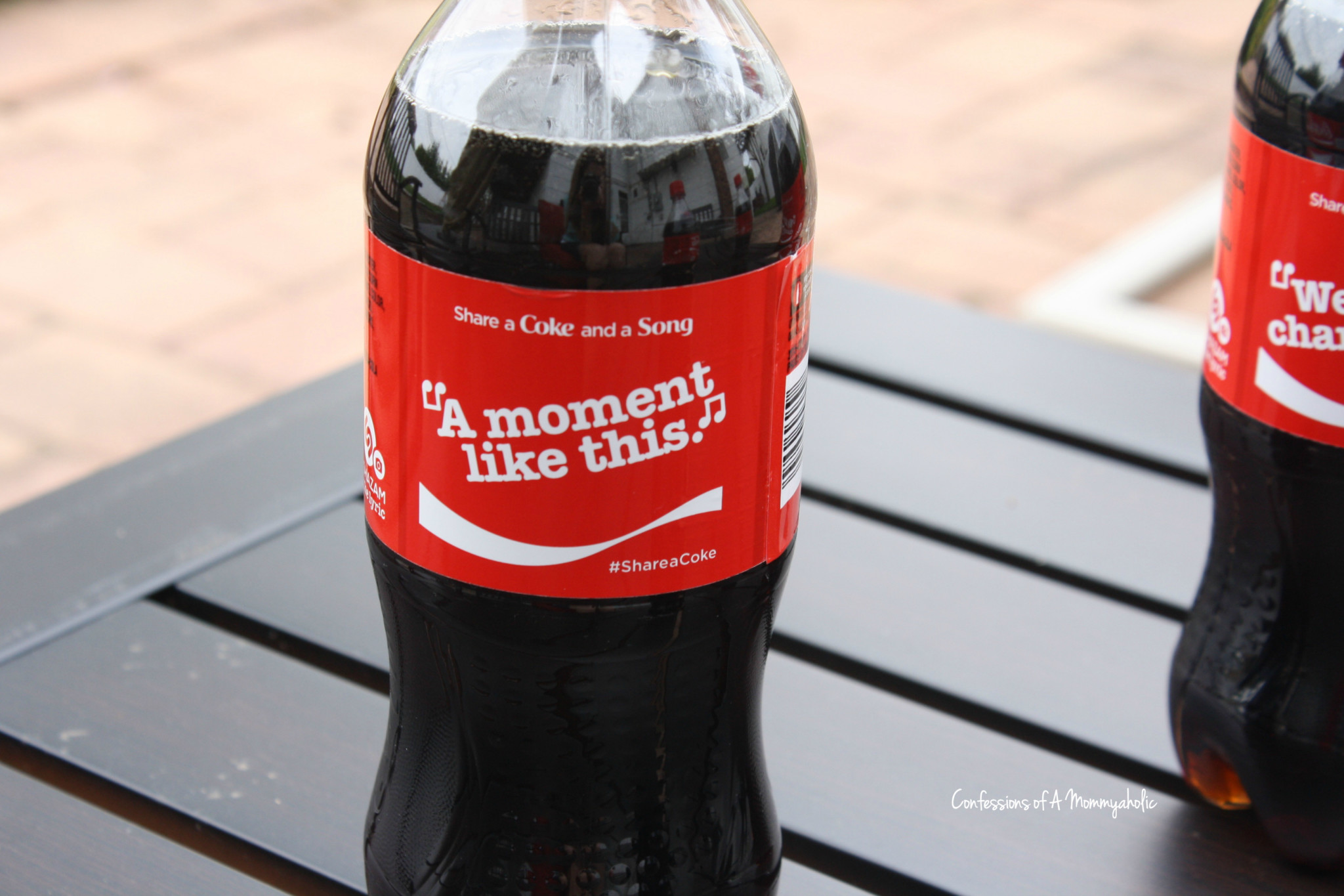 Coca Cola Share A Coke and a Song 2