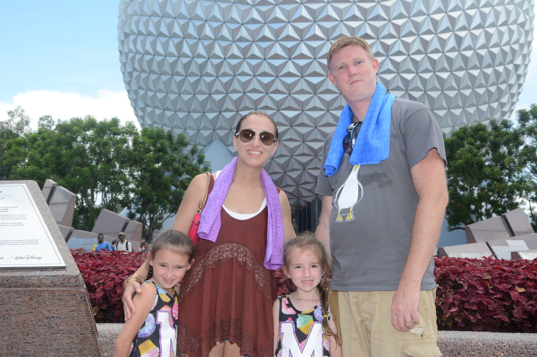 Disney and Epcot