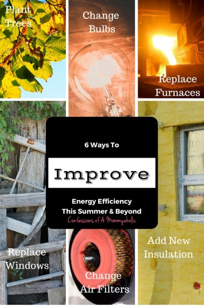 6 Ways to Improve Energy Efficiency Summer and Beyond