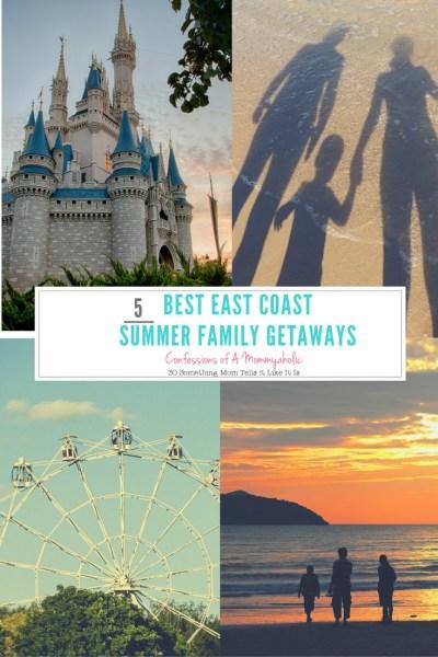 Best East Coast Summer Getaways