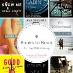 9 Books to Read for the 2016 Holiday