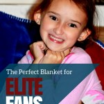 The Perfect Holiday Blanket Gift for All Elite Team Fans