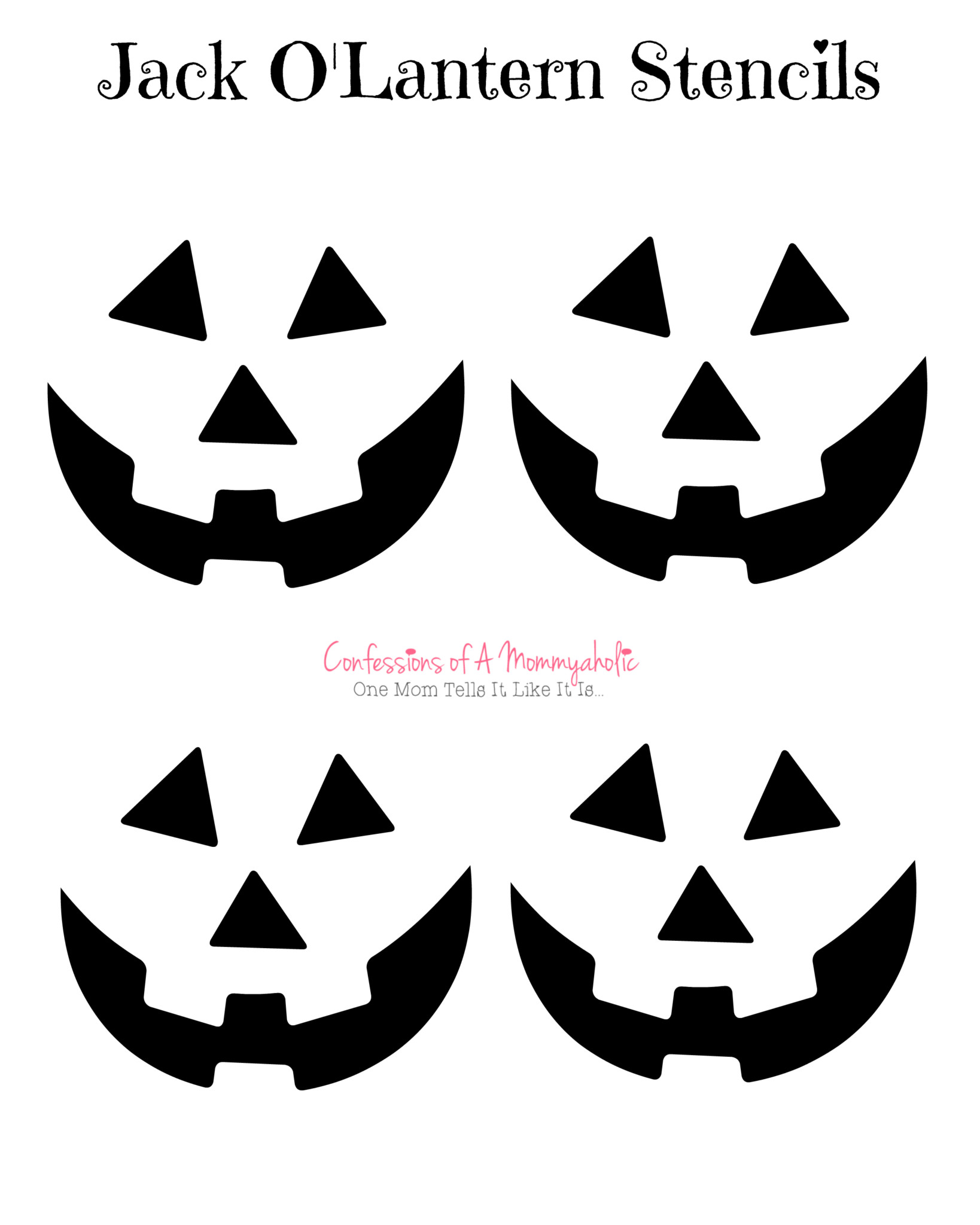 Diy Jack O Lantern K Cup Storage Holder With Free Printable
