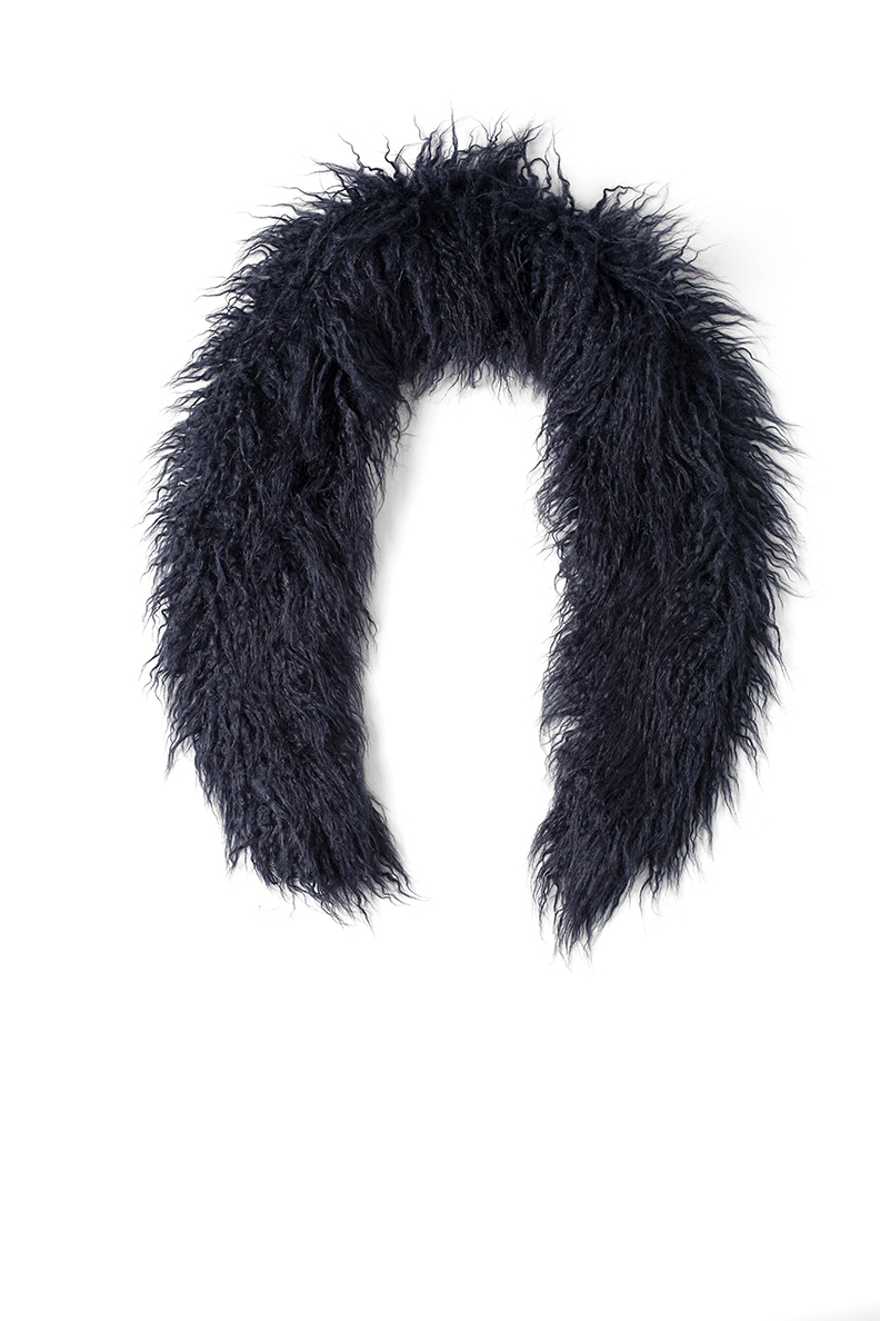 Vegan Fur Collar