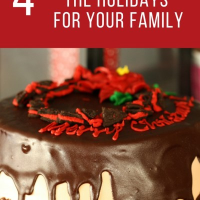 4 Ways to Simplify The Holidays For Your Family