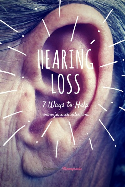 7 Ways to Help with Hearing Loss