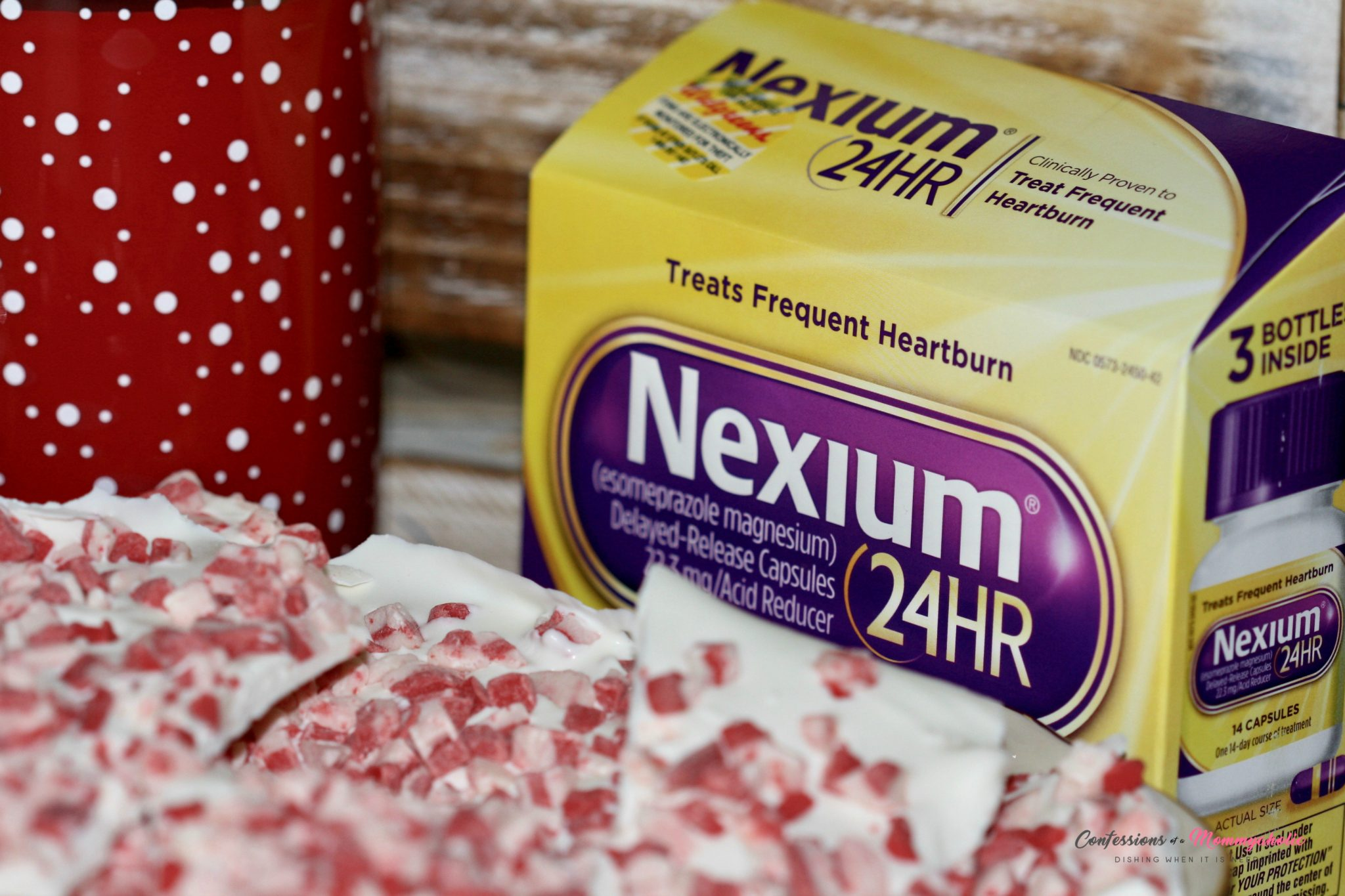 white-chocolate-peppermint-bark-and-nexium-capsules-box