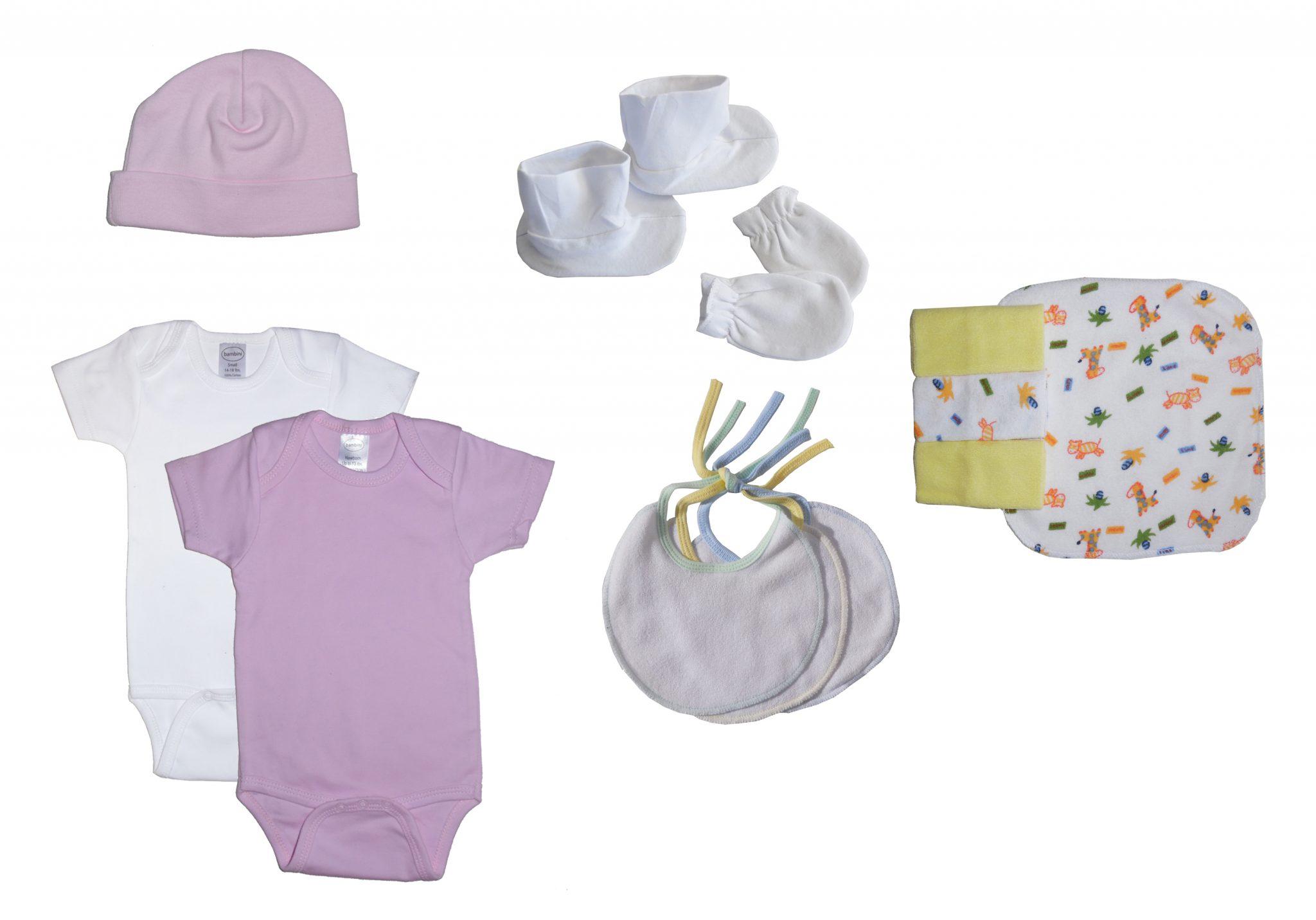 Baby Gift Box Items