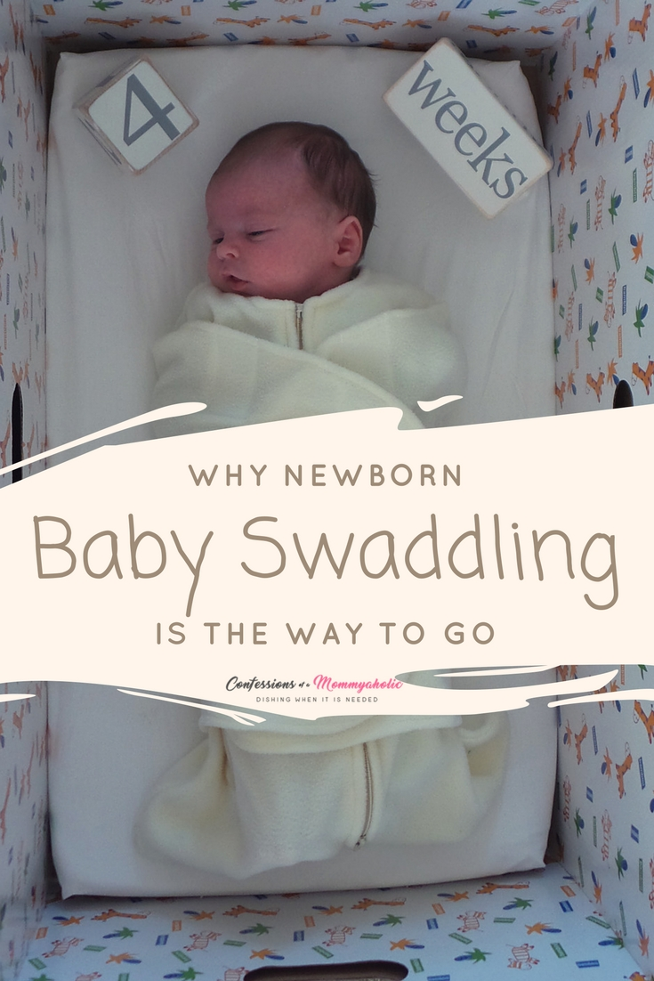 Why Newborn Baby Swaddling Is the Way To Go