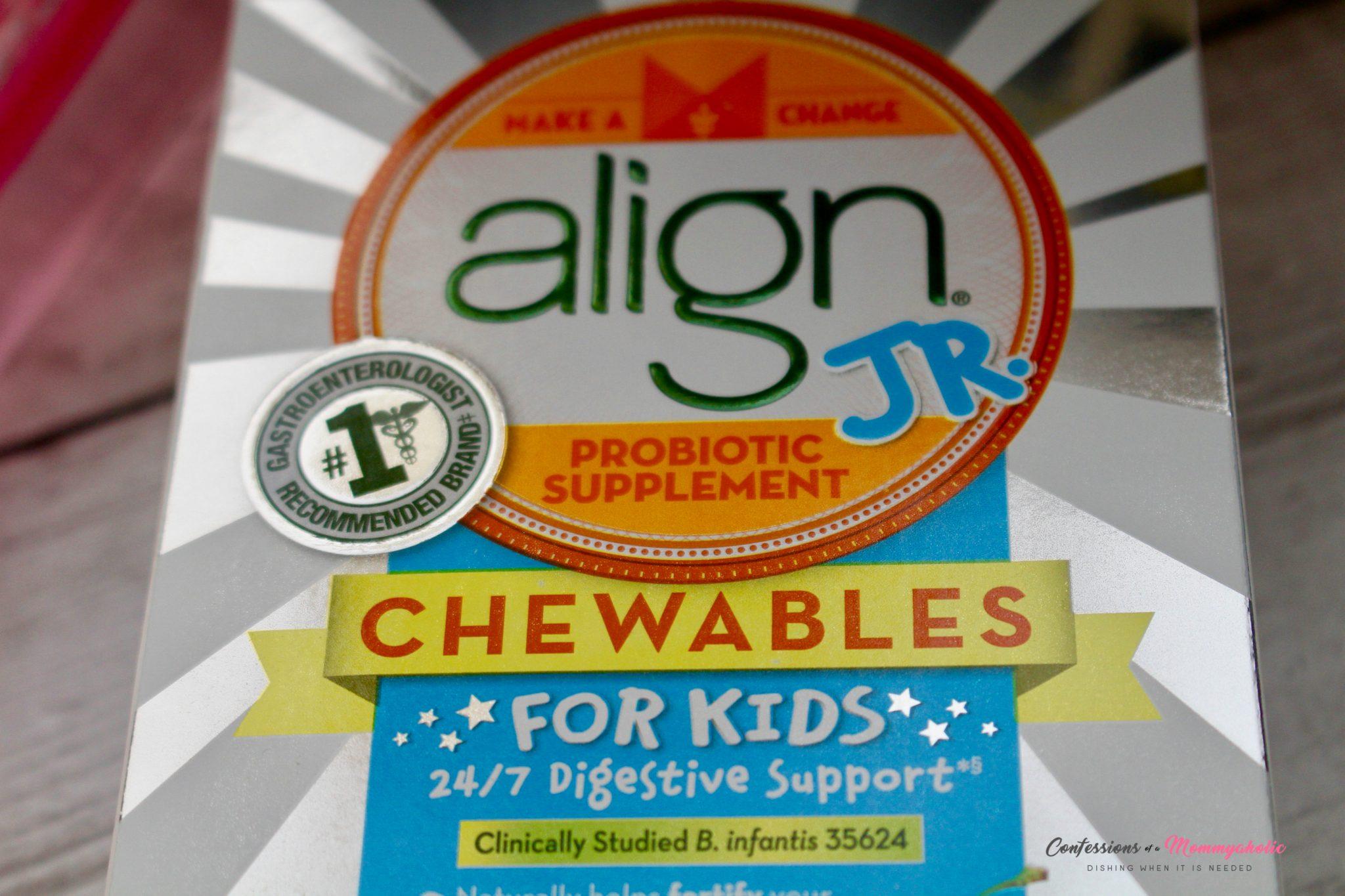 Align Jr Closeup Front
