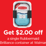 Earn Cash Back at Walmart for Rubbermaid® Brilliance™ + Bertolli® Sauces