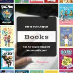 The 15 Fun Chapter Books for All Young Readers