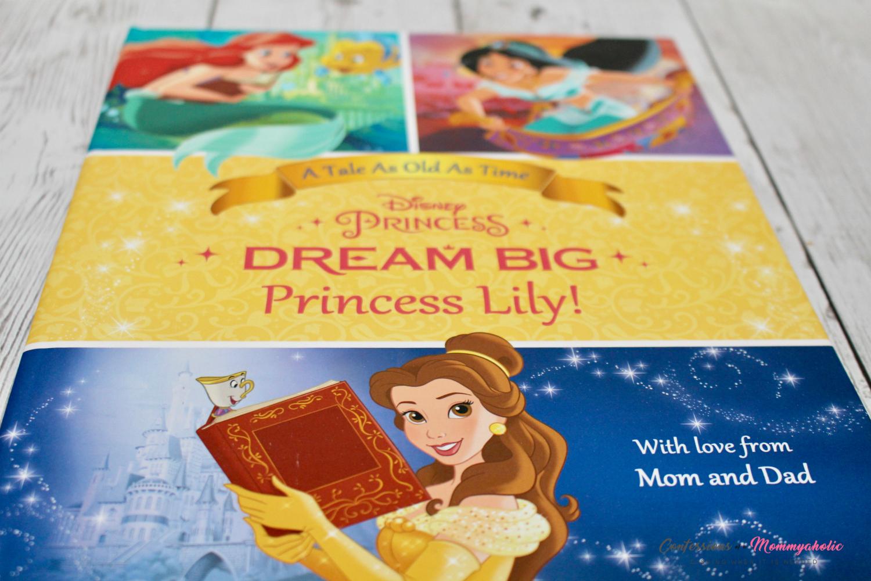Dream Big Princess Lily Cover