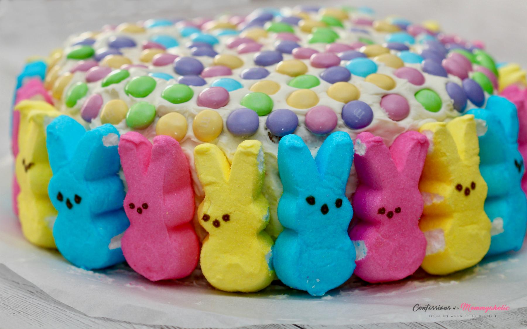 Peeps Cake Watermarked