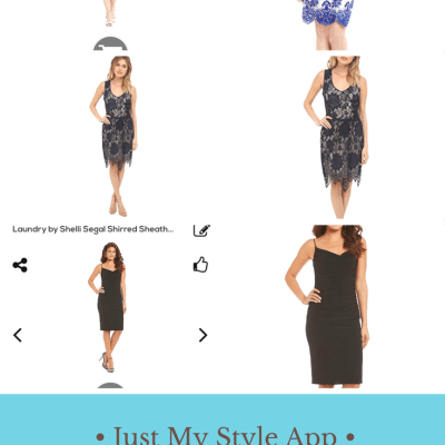 What Should I Wear with Just My Style App