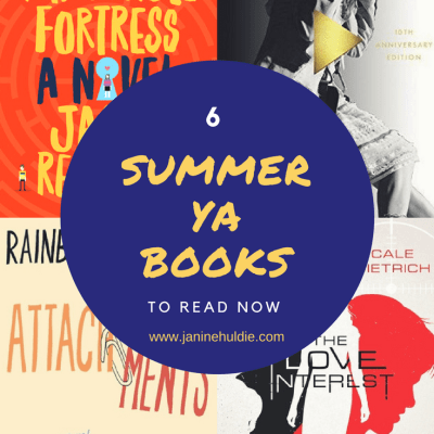 6 Summer YA Books to Read Now