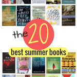 The 20 Best Summer Books Giveaway