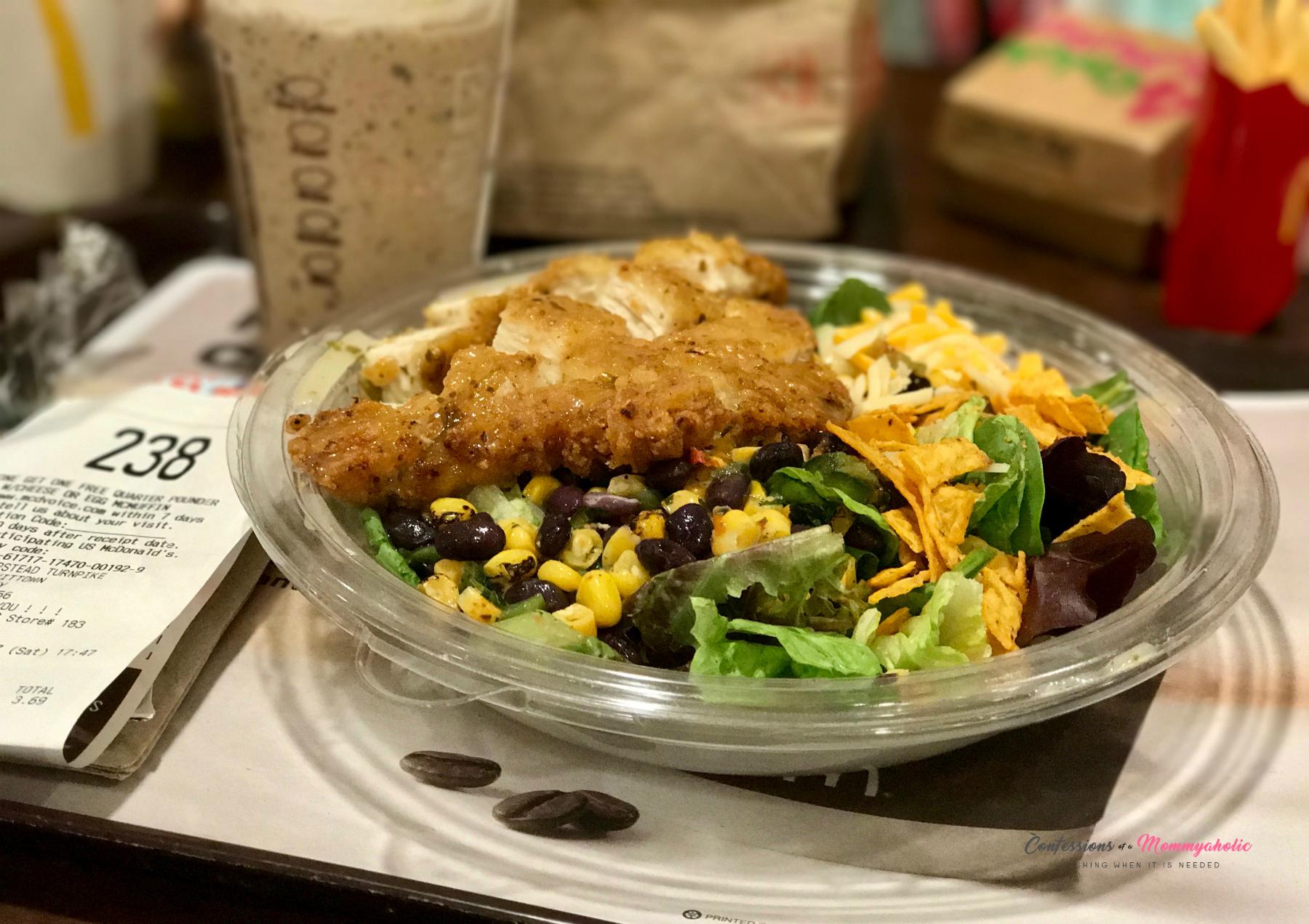 McDonald's Premium Salad