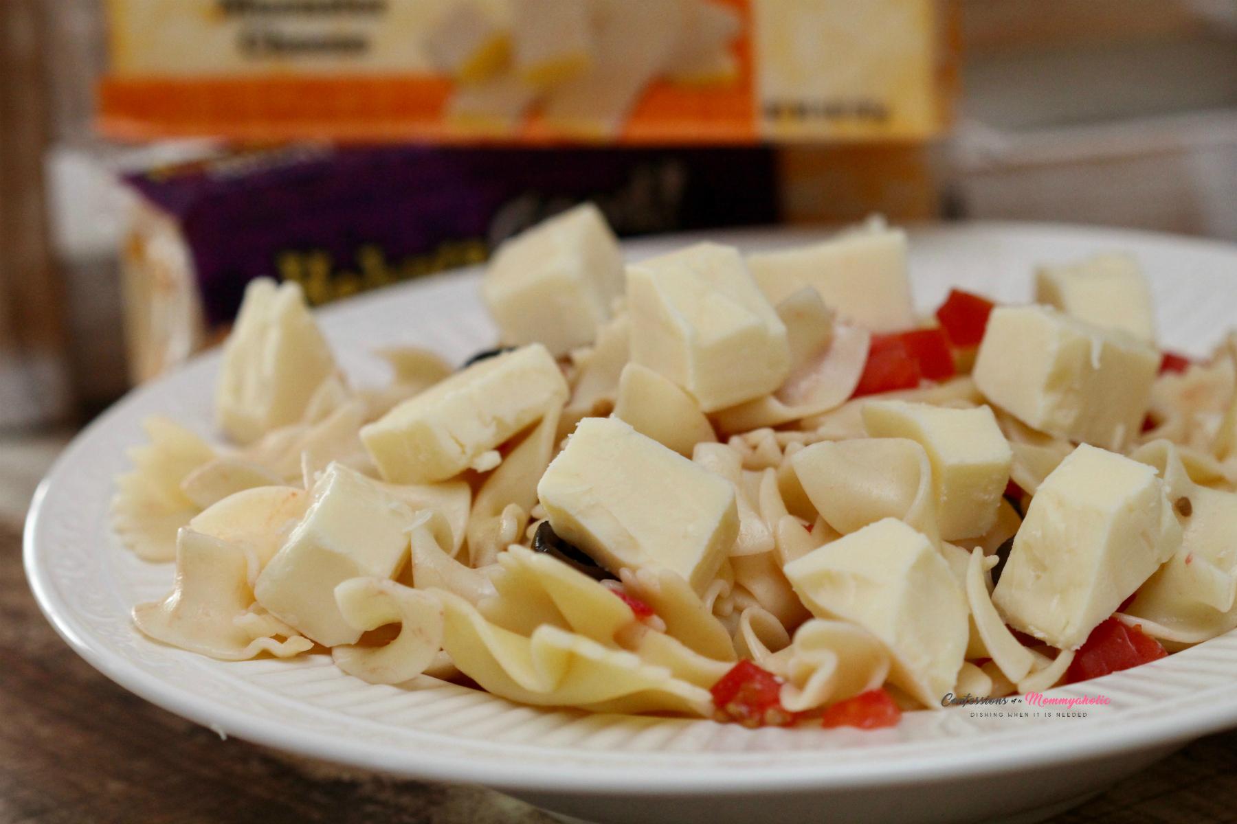 Heluva Good Summer Pasta Salad
