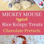 Disney Mickey Mouse Treat Recipes #TSSBH