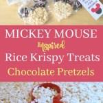 Disney Mickey Mouse Treat Recipes #TSSBH