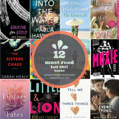 12 Must Read Fall 2017 Books