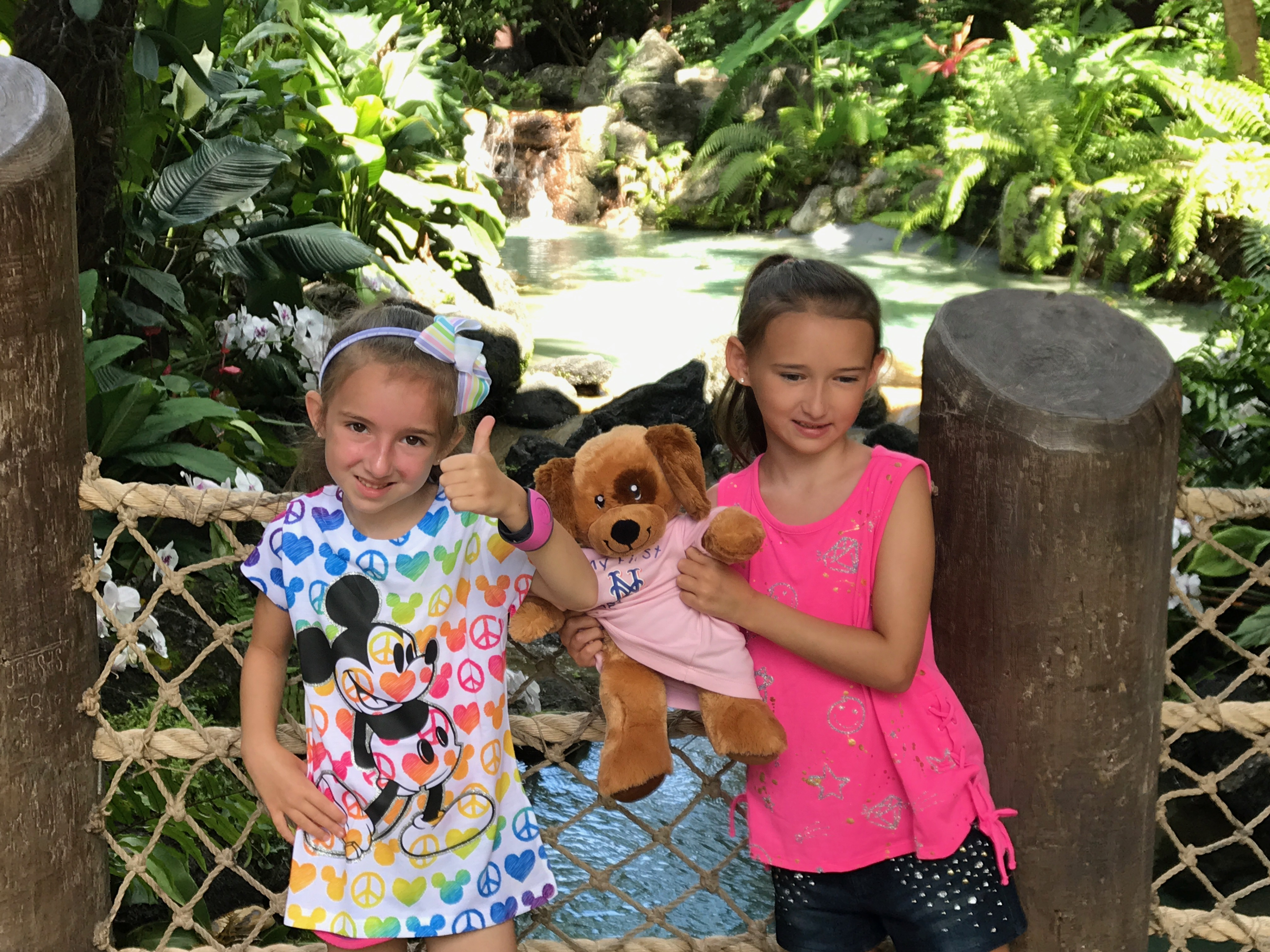 Leaving Walt Disney World's Polynesian Resort