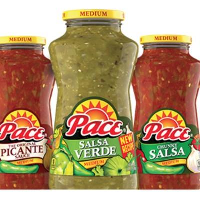 Pace® Salsa Verde Promo 50 Cents Cashback at Walmart