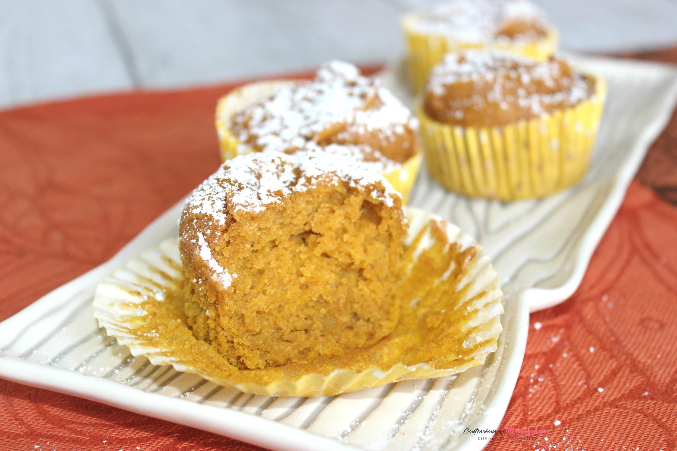 Pumpkin Spice Muffins 2