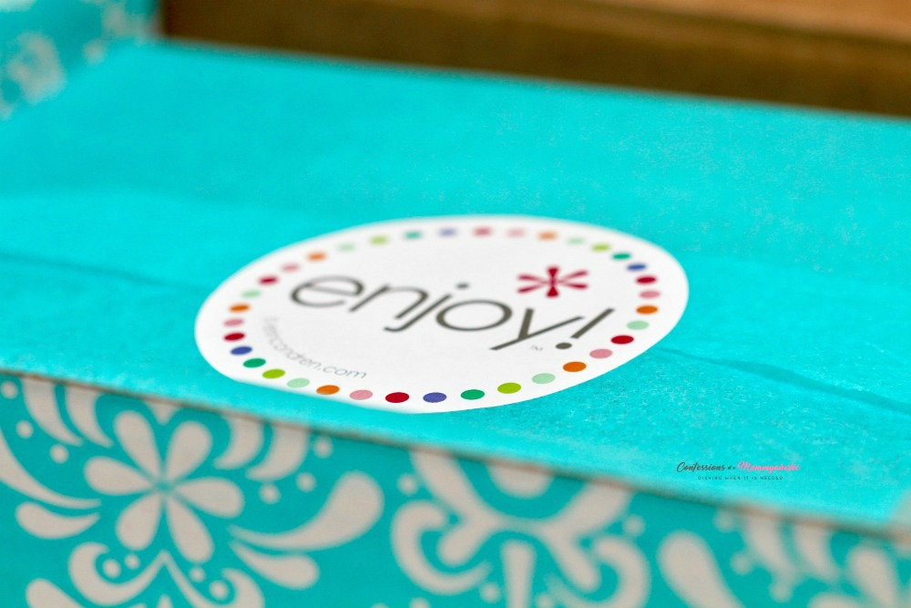 Enjoy Erin Condren Label