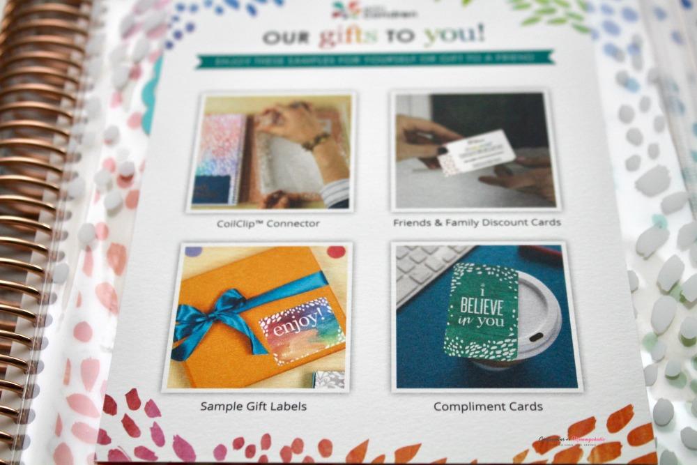Erin Condren Free Gifts