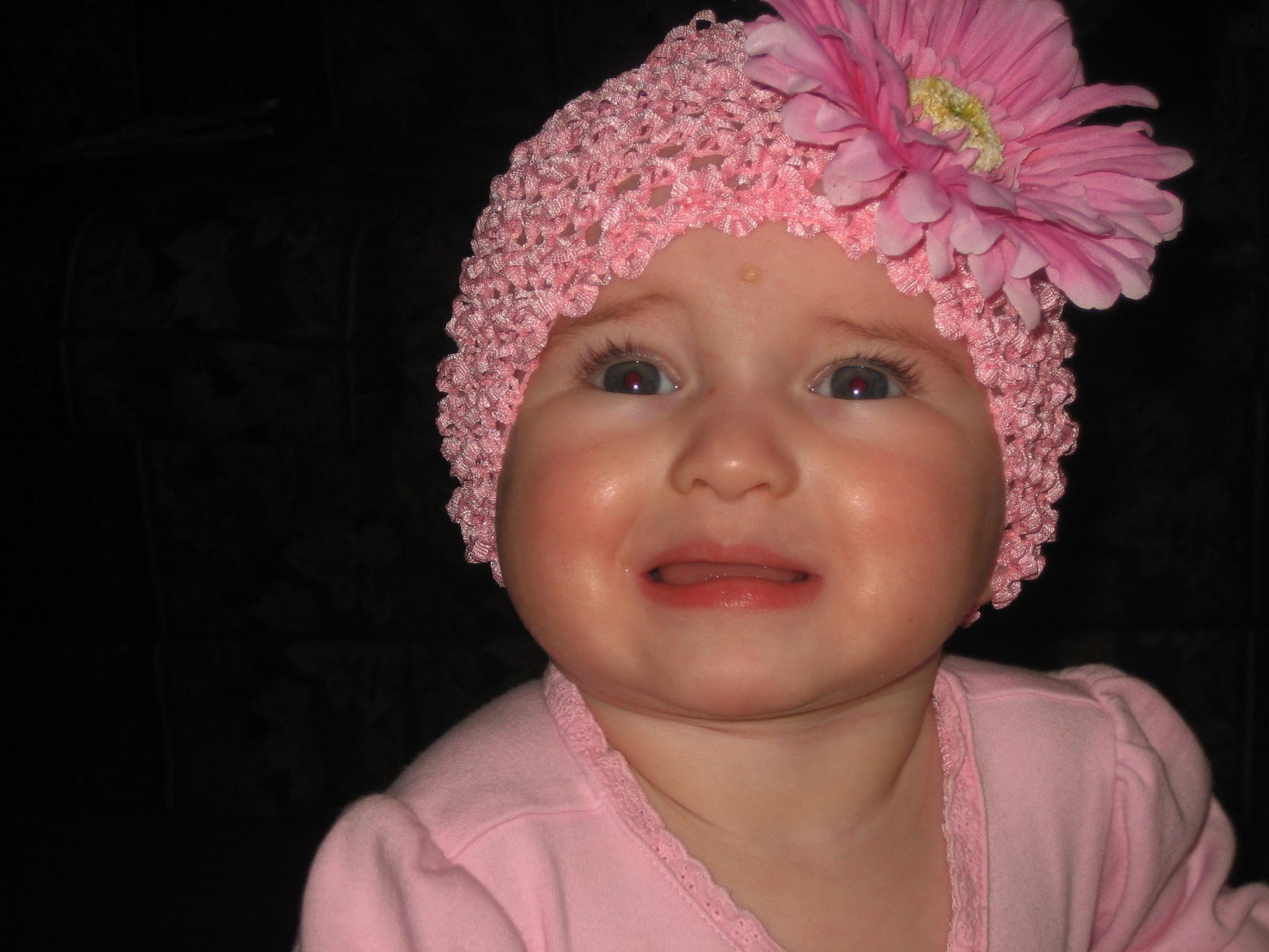 Emma at 6 months