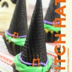 Halloween Witch Cupcakes Recipe