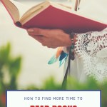 7 Ways to Find More Time to Read This Year