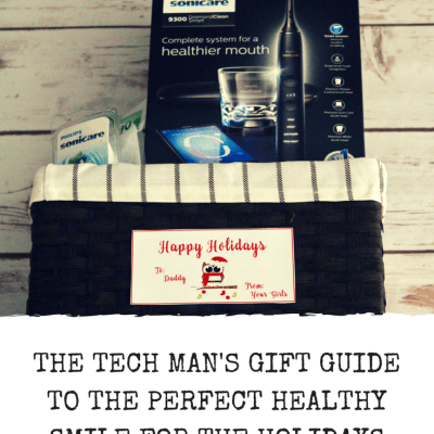 The Tech Man's Guide to The Perfect Holidays + FREE Printable Holiday Labels