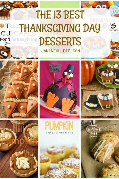The 13 Best Thanksgiving Desserts