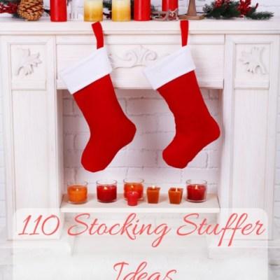 110 Stocking Stuffer Ideas Under 10