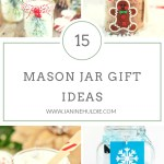 15 DIY Christmas Mason Jar Gifts