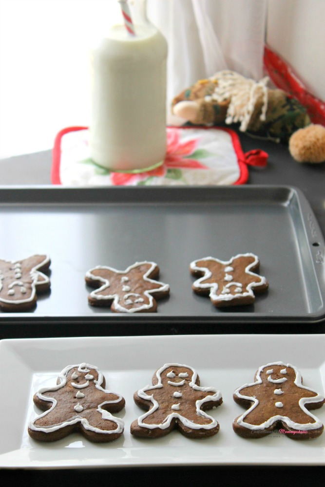 Gingerbread Man Cookies 5