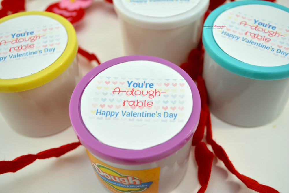 A-Dough-Able Valentine Crafts