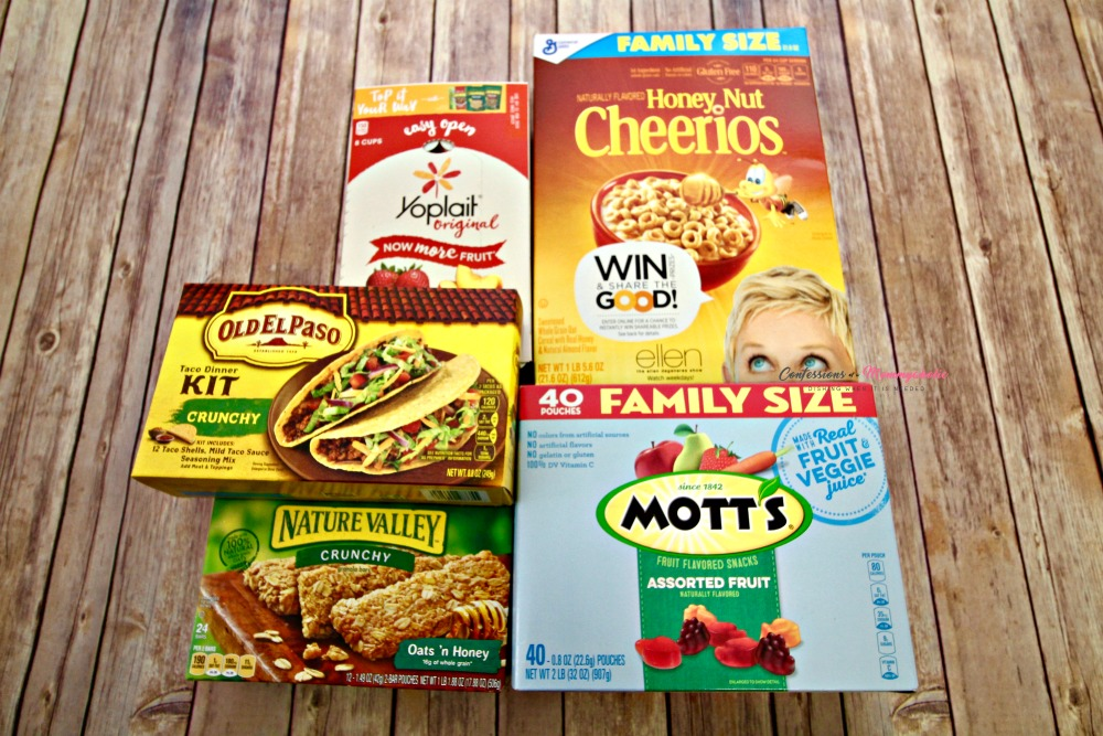 Box Tops Products WM