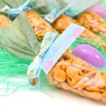 Horizontal for Filling Goldfish Carrots Snacks