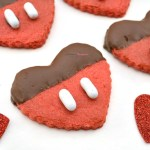 Horizontal for Mickey Mouse Valentine Cookies 2