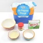 Edible Jello Playdough for St. Patrick's Day Supplies