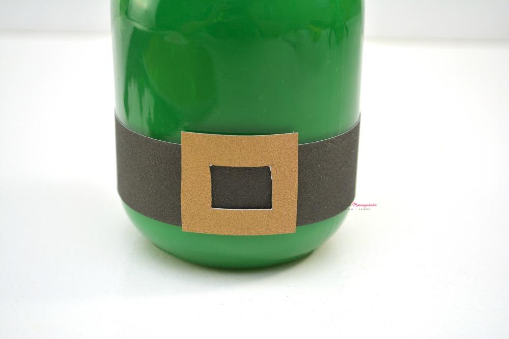 Leprechaun Mason Jar, This Mom's Confessions