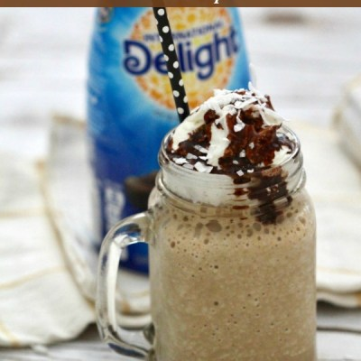 Almond Joy Frappuccino Recipe Featured Image