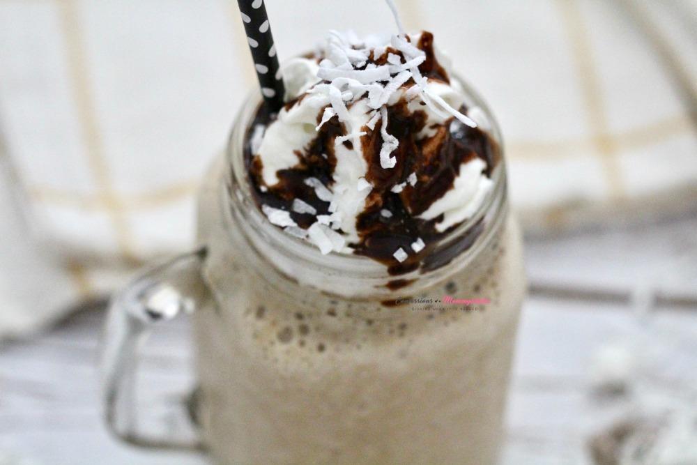 Almond Joy Frappuccino Recipe Horizontal 3