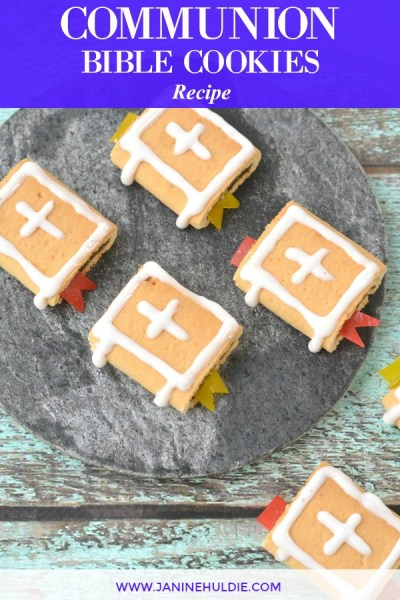 Communion Bible Cookies Recipe Featured Image
