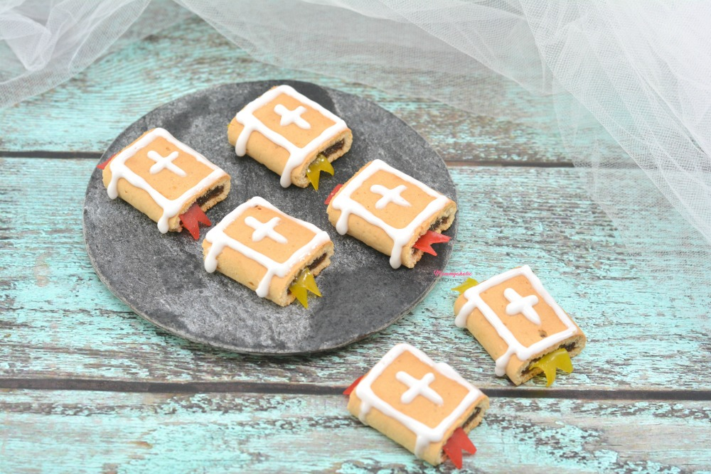 Communion Bible Cookies Recipe Horizontal