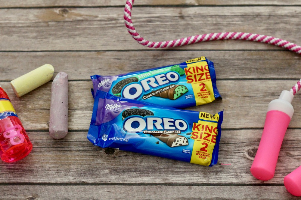 Oreo King Sized Candy Bar Offer at Walmart IC